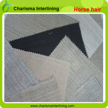 150cm 40gsm double-dotted knitted woven hair interlining