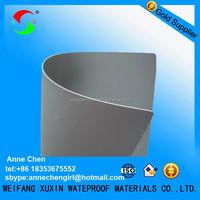 the pvc waterproofing plastic membrane sheet