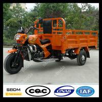 SBDM Heavy Duty Open Body Cargo Tricycle Diesel Engine