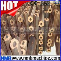 Professional manufacture wood/sawdust/peanut shell briquette press machine