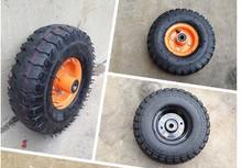 cheaper rubber wheel 260x85
