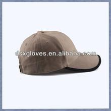 100% Cotton Man Sport Hats Customized Man Sports Hats
