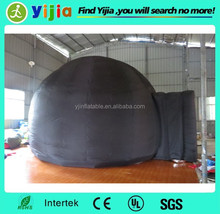 Shipped Commercial dome inflatable planetarium tent
