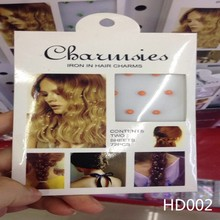 Hot sales hair diamonds alloy hair extensions,bling crystal 2015 most popular