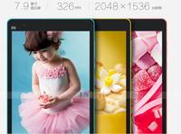 Xiaomi Mi Pad 16GB 64GB Tablet 7.9 Inch Retina IPS Screen NVIDIA Tegra K1 Quad Core 2.2GHz Android 4.4 2GB RAM 6700mAh