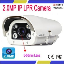 ip plate recognition with SD card license plate recognition color night cctv camera