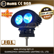 Eagle light! auto light/signal light 6W/10W waterproof led work light for motorcycle, forklift ,truck