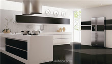 high gloss white kitchen cabinet/cabinet for kitchen