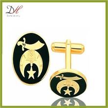 Daihe CFD221 Nice Shriners Masonic Fraternal Cufflinks
