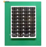 A grade cell 40w mono solar panel CE/IEC/TUV/UL Certificate best price China manufacturers