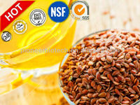 Factory wholesale bulk flax seed oil organic cold press flax seed oil