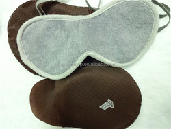 comfort and foldable eye mask for in-flight