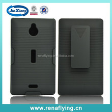 hot sell 2015 new products holster clip case for nokia X2 wholesale China