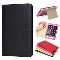 Superior Quality Real Genuine Leather Protective Case For iPad Mini 4