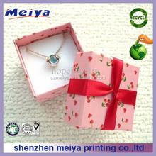 Custom Cardboard Wedding Paper Gift Box With High Quality