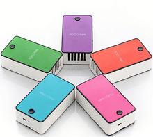 Five hand mini personal fan/mini powerful fan on sale with optional colors