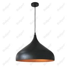 Industrial led lighting indoor UL ring pendant lamp