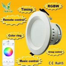 led downlight manufacture supply 7w/ 9w/11w/15w/18w/ dimmable led downlight power dimmable 30w cob led downlight