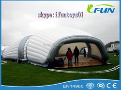Best PVC inflatable turtle tent / inflatable tent turtle /air turtle tent dome for sale