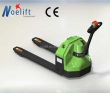 Noelift brand comfort battery pallet truck / warehouse equipment with electric motor