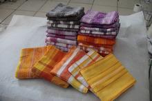 KT-5JA 100% COTTON KITCHEN TOWEL/ TEA TOWEL/ DISH CLOTH SET