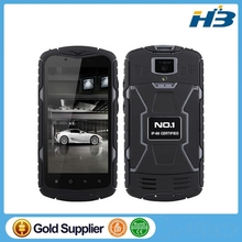 5 inch MTK6582 Waterproof IP68 Quad Core Rugged GPS Android Cellular Phone 1GB RAM 13MP No.1 X Men X1