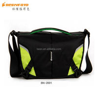 Besnfoto DSLR Camera Shoulder Carry Shockproof Messenger Bag Case For Sony Nikon Canon