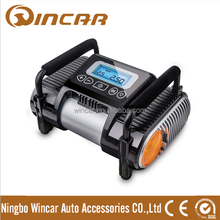 Digital Display 12v Car Tyre Automatic Electronic Air Compressor Inflator Pump with light