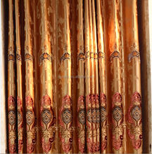 Bedroom Drapes New Luxury Cheap Embroidery design Curtain
