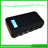 Multi-Function Mini Portable Car Jump Starter 24000mah Start 24V Car Engine Emergency Battery Power Bank Fast Charge
