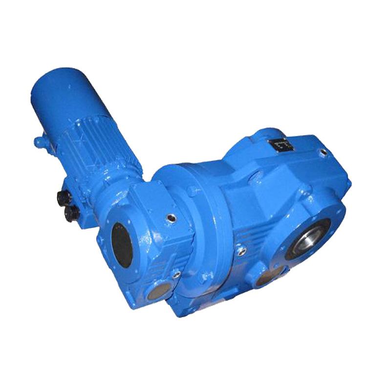 Sc series helical-worm gear motor 7.5kw