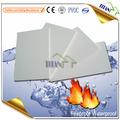 panneaux de fibre de verre pour salle de bains