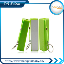 manual for portable mobile 2600mah power bank with led torch
