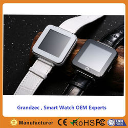 """1.54"""" Touch screen Support Pedometer Calorie mtk 6250 smart watch phone"""
