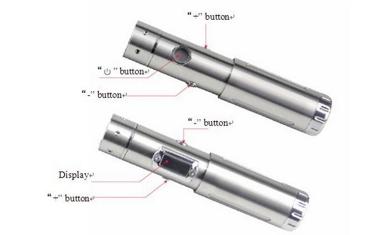 ถูก 1ชิ้น100% Innokin Itaste SVD vaporizerวัตต์แรงดันไฟฟ้าตัวแปรอิเล็กทรอนิกส์บุหรี่e cig VS mvpกล่องสมัยitaste 134ด่วนชุด