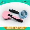 wholesale plastic pet cleaning product dog grooming brush