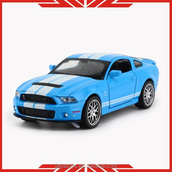 Diecast Child Car Ford Mustang Model Toy Car