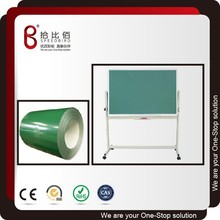 Precoated métal acier vert chalk conseil