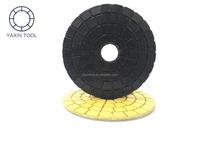 Black Wet Polishing Buff Pads,Diamond Wet Marble Polishing Pads