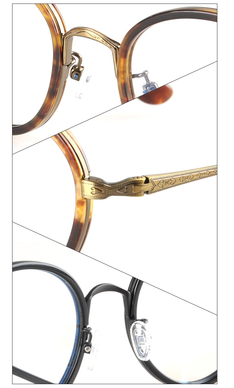 Eyeglasses Parts Names images