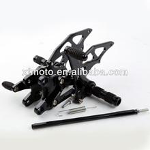 For Kawasaki Ninja 250 2008-2012 CNC Front Foot Pegs Set