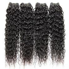 Hot selling Grade 5a unprocessed 100% virgin peruvian hair wholesale virgin jerry curl weave extensions human hair