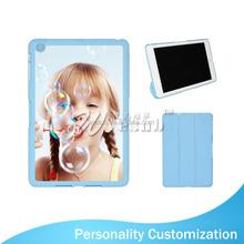 2015 New arrive fashion Sublimation Sub Magnetic Filp Case for iPad mini