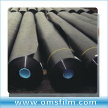 Recycled LDPE Black Building film
