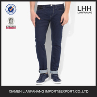 The new design slim top brand name jeans for men