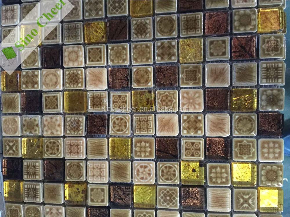 Mosaique salle de bain pas cher good carrelage inox for Bisazza carrelage
