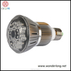 Hot vendendo wifi light bulb hidden camera Bulb WiFi/AP IP Network DVR Camera with real light control by mobile phone