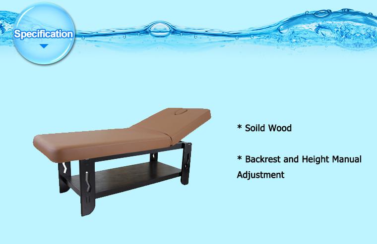 Doshower sec d 39 eau de massage lit de lectrique migun lit de massage tables de massage id de - Lit de massage electrique ...