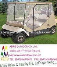 Drivable Golf Cart Rain Enclosure Cover