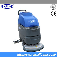 24V Battery Industrial Automatic Walk Behind Floor Scrubber Dryer
